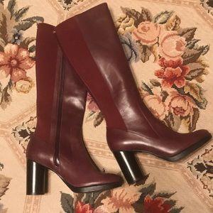 TARYN ROSE KNEE HIGH BOOTS- BRAND NEW
